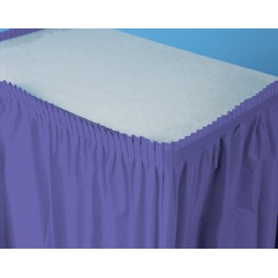 Tableskirt-Purple