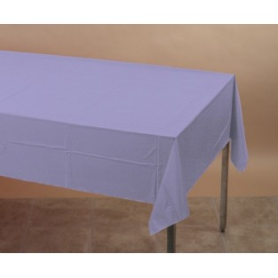 Tablecover-Plastic-Luscious Lavender-54x108