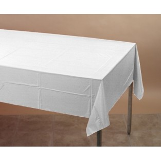 Tablecover-Plastic-White-54x108