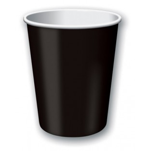 Cup-Black Velvet-9 ounce-24 pack