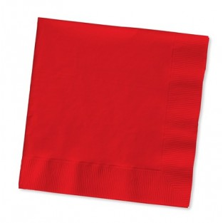 Napkin-Lunch-Classic Red-50 count