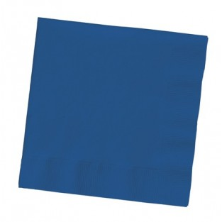 Napkin-Lunch-Navy-50 count