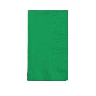 Napkin-Dinner-Emerald Green-50 count