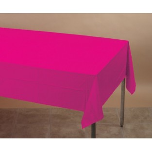 Tablecover-Paper-Hot Magenta-54x108