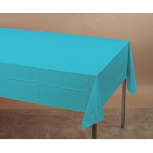 Tablecover-Paper-Bermuda Blue-54x108