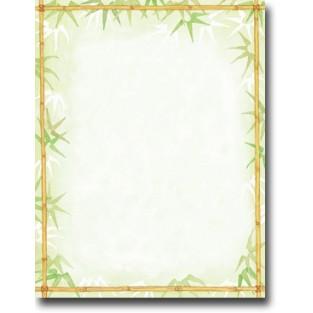 Letterhead - Bamboo