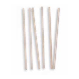 """Wooden Dowel Rod - 12"""" - 12ct"""