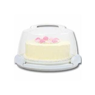 """Cake Caddy - 6"""" high - 13"""" base"""