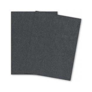 Stardream Metallics, 105lb Cover, 8.5x11, Onyx - 50ct