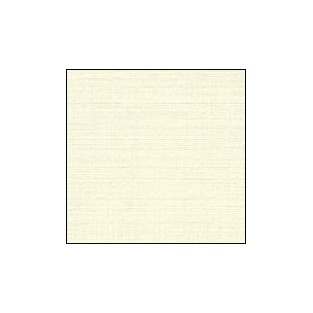 Classic Linen, 80lb Cover, 8.5x11, Natural White