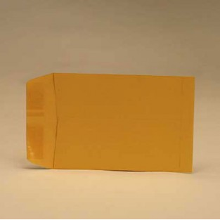 envelope catalog brown 9x12