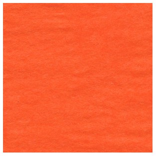 Tissue -  Orange 24 sheets