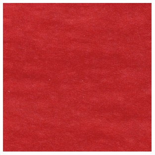 Tissue -  Scarlet red 24 sheets
