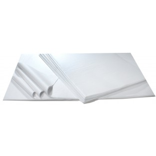 Tissue - 20x30 - White