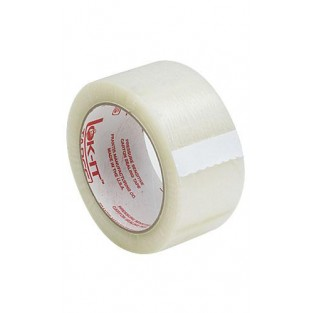 "Packaging Tape - Clear - 1.5""x55yds"