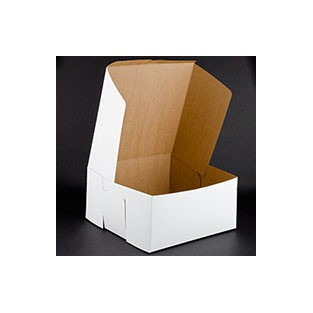 Bakery Box - 12x12x6 - White