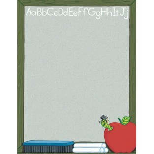 Letterhead - Chalk It Up - 8.5x11 - 100pk