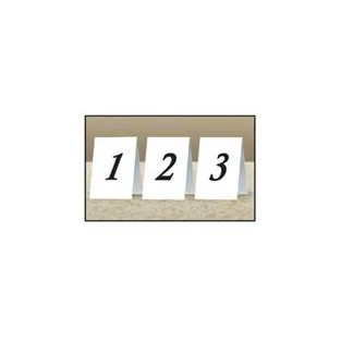 Table Tent Cards- 1-12