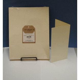 Bulletin - Ivory - Trifold - 100 ct
