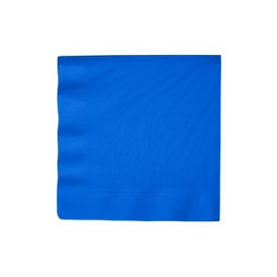 Napkin - Lunch - Cobalt - 50 count