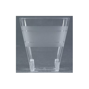 Shot Glass - Plastic -...