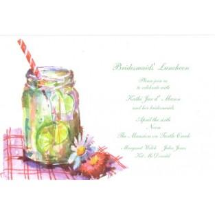 Invitation-Oddballs-Masonade-20pk w/envelopes 5.75X8.75