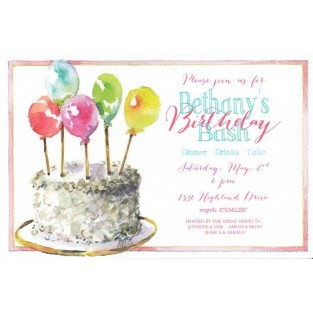 Invitation-Oddballs-Oh Happy Day-20pk w/envelopes 5.75X8.75