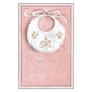 Invitation-Oddballs-Bibby Girl-20pk w/envelopes 5.75X8.75