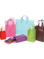 Frosty Handle & Merchandise Bags